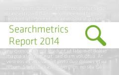 Ranking Faktoren Searchmetrics Report 2014