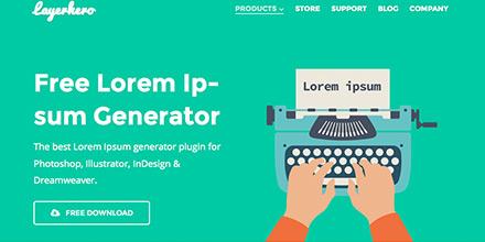 PSD_Plugin_Lorem_ipsum