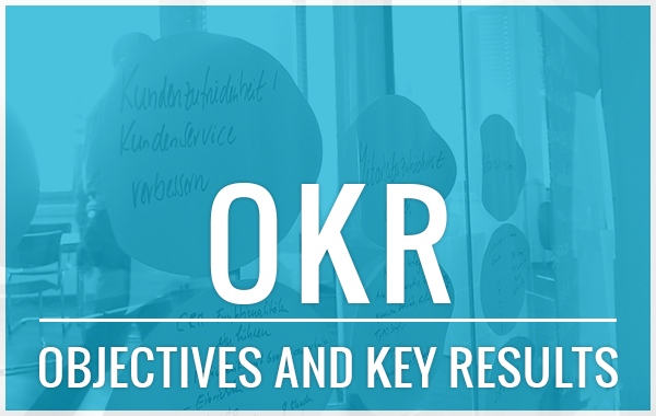 OKR-Objectivs and Key Results im Pagemachine Blog