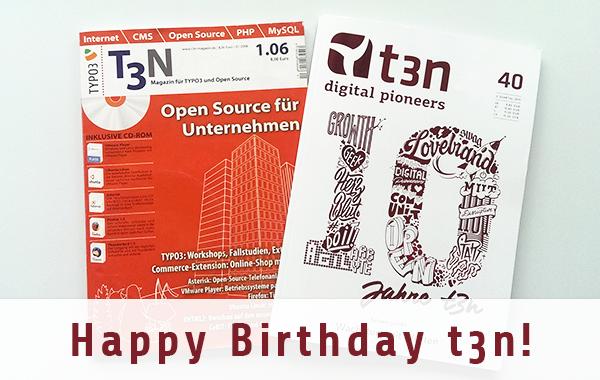 10 Jahre T3N im Pagemachine Blog