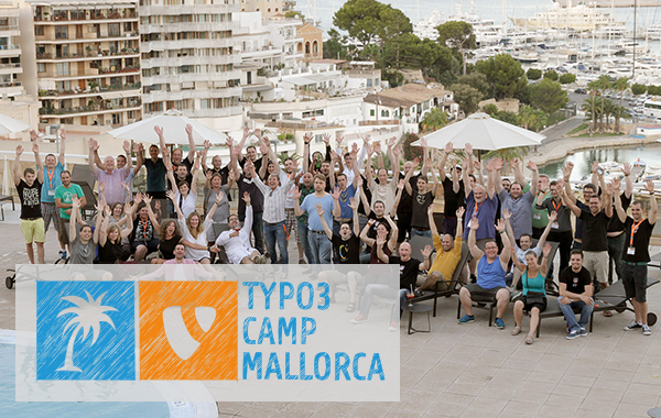 TYPO3 Camp Mallorca im Pagemachine Blog