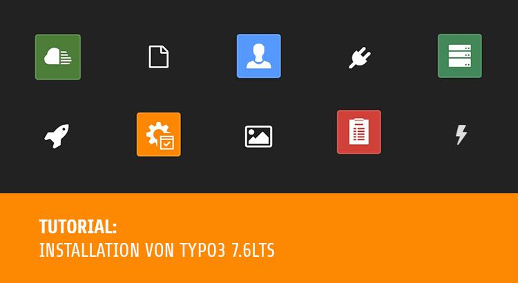 TYPO3 7.2 LTS als Testsystem unter Windowes selbst installieren installieren im Pagemachine Blog