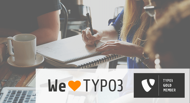 Pagemachine ist TYPO3 Goldmember