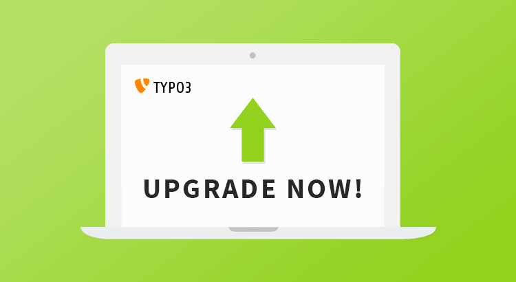TYPO3 Upgrade im Pagemachine Blog