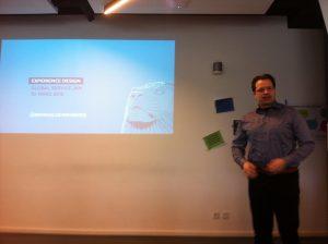 Vortrag zu Service Design